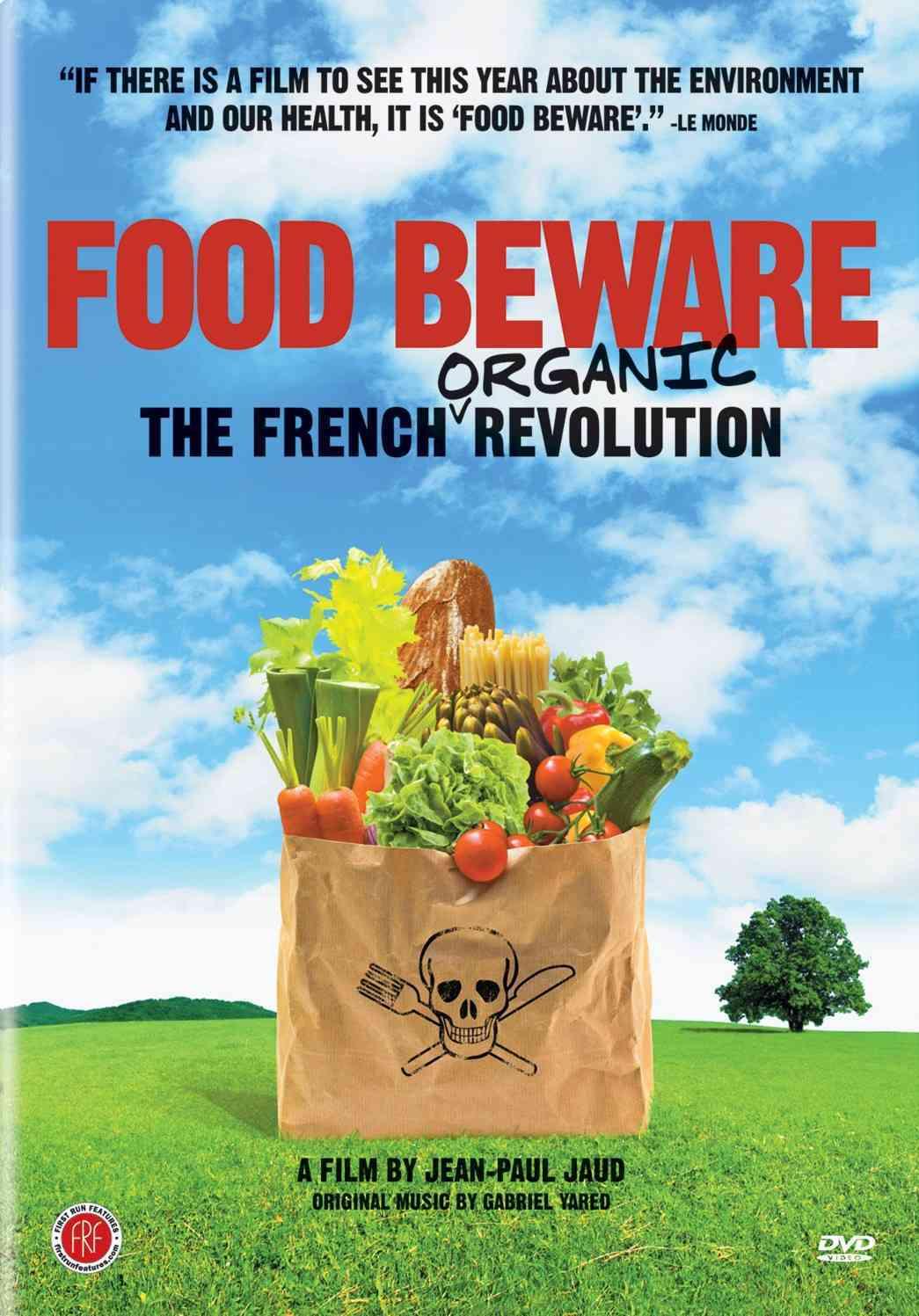 FOOD BEWARE:FRENCH ORGANIC REVOLUTION BY JUAD,JEAN-PAUL (DVD)