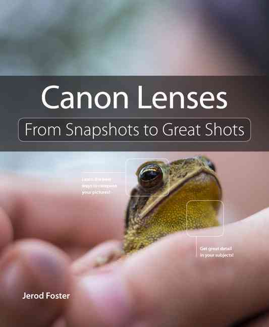 Canon Lenses By Foster, Jerod